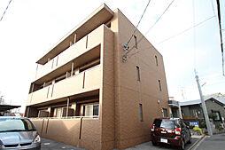 愛知県名古屋市昭和区川原通8丁目の賃貸アパートの外観