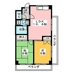 東武練馬駅 9.5万円
