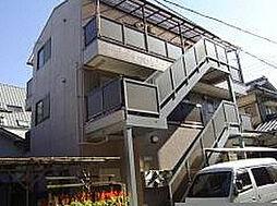 愛媛県松山市小栗3丁目の賃貸マンションの外観