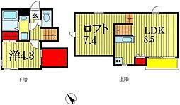 東千葉駅 6.6万円