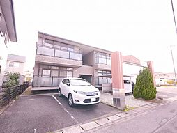 岡山県岡山市南区福成3丁目の賃貸マンションの外観