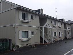 坂の久保ハイツB棟[2階]の外観
