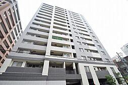 アーデンタワー新町[4階]の外観