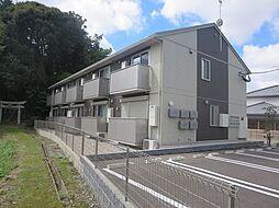 D-room陵厳寺[105号室]の外観