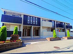 埼玉県所沢市大字上山口の賃貸アパートの外観