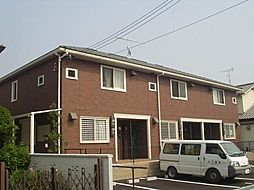 兵庫県神戸市西区押部谷町栄の賃貸アパートの外観