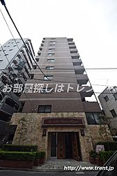 グランドガーラ日本橋茅場町[6階]の外観