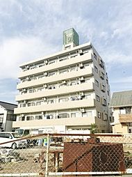 千葉県茂原市八千代1丁目の賃貸マンションの外観