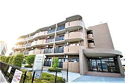 群馬県高崎市双葉町の賃貸マンションの外観
