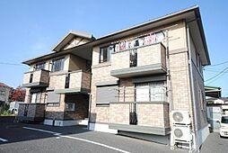 埼玉県川口市戸塚東4丁目の賃貸アパートの外観