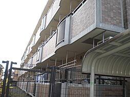 洋光台山の手マンション[3階]の外観