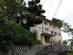 ビューパレス吉田[3階]の外観