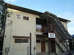 京都府京都市伏見区小栗栖森本町の賃貸アパートの外観