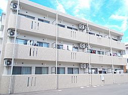岡山県総社市中央6丁目の賃貸マンションの外観