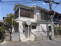 上野アパート[102号室]の外観