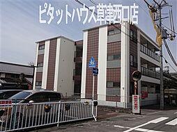 前田マンション[209号室]の外観