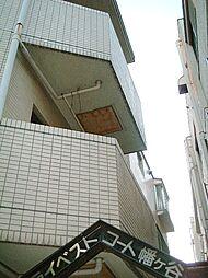 ライベストコート幡ヶ谷 幡ヶ谷3分商店街に面する好立地[1階]の外観