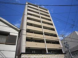 プレサンス三ノ宮駅前プライムタイム[204号室]の外観