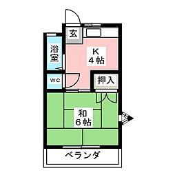 塩釜口駅 2.2万円