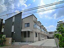 [テラスハウス] 千葉県市川市中国分2丁目 の賃貸【/】の外観