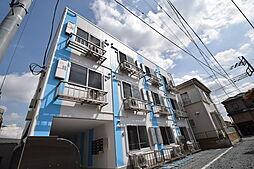 埼玉県春日部市南1丁目の賃貸マンションの外観