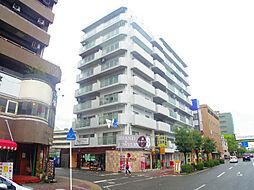 大阪府大阪市中央区森ノ宮中央1丁目の賃貸マンションの外観