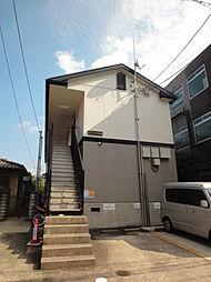 京都府京都市伏見区桃山福島太夫西町の賃貸アパートの外観