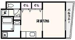 兵庫県芦屋市岩園町の賃貸マンションの外観