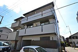 兵庫県神戸市東灘区本庄町1丁目の賃貸マンションの外観