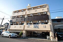 愛知県名古屋市昭和区神村町1丁目の賃貸マンションの外観