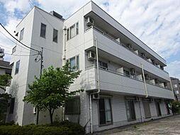 シャイン王子神谷[2階]の外観