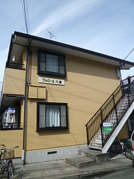 ファミーユ六浦[204号室]の外観