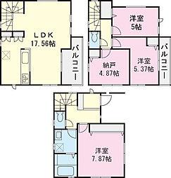 横浜市港北区大倉山7丁目 新築分譲住宅