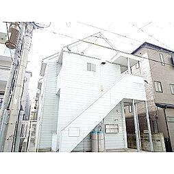 福岡県福岡市中央区荒戸1丁目の賃貸アパートの外観