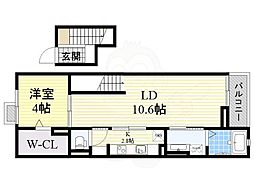杉本町駅 7.3万円