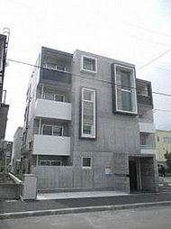 インセンス八軒[4階]の外観