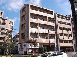 ルネス帝大マンション[4階]の外観