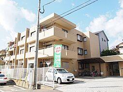 ソレイユメゾン香椎駅東[201号室]の外観
