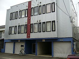 北海道札幌市豊平区美園十一条4丁目の賃貸アパートの外観