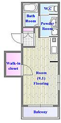 [タウンハウス] 兵庫県神戸市垂水区王居殿1丁目 の賃貸【兵庫県 / 神戸市垂水区】の間取り