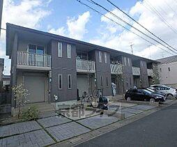 京都府京都市西京区嵐山風呂ノ橋町の賃貸アパートの外観