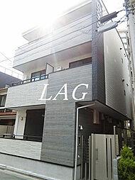 東京都墨田区八広5丁目の賃貸アパートの外観