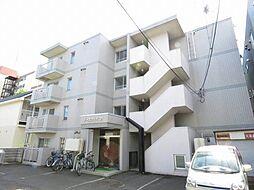 北海道札幌市北区北三十一条西3丁目の賃貸マンションの外観