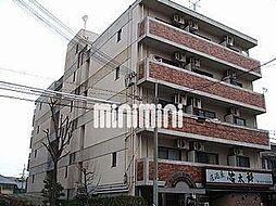 中井マンション新烏丸[3階]の外観