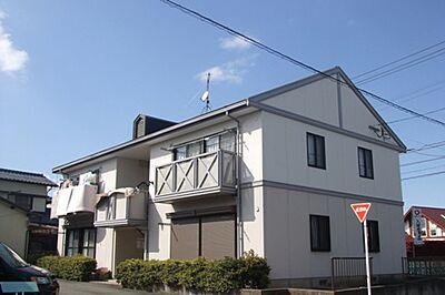 外観,2LDK,面積55.25m2,賃料5.0万円,,,福岡県久留米市長門石2丁目