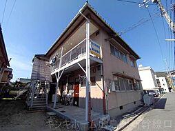 広島県広島市東区温品4丁目の賃貸アパートの外観