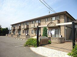 広島県福山市曙町6の賃貸アパートの外観