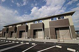 [テラスハウス] 茨城県つくば市大角豆 の賃貸【茨城県 / つくば市】の外観