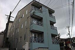 ラ・コートはびきの[4階]の外観