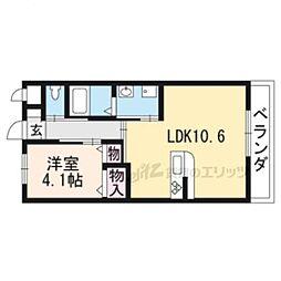 伊勢田駅 6.8万円
